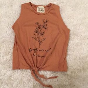 French Pastry Tank Top